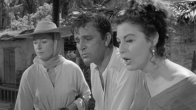 La noche de la iguana (John Huston, 1964)