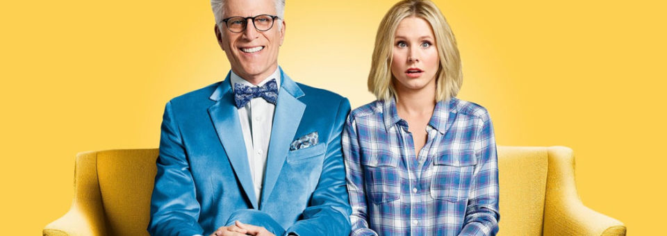 The Good Place: un nuevo lugar feliz