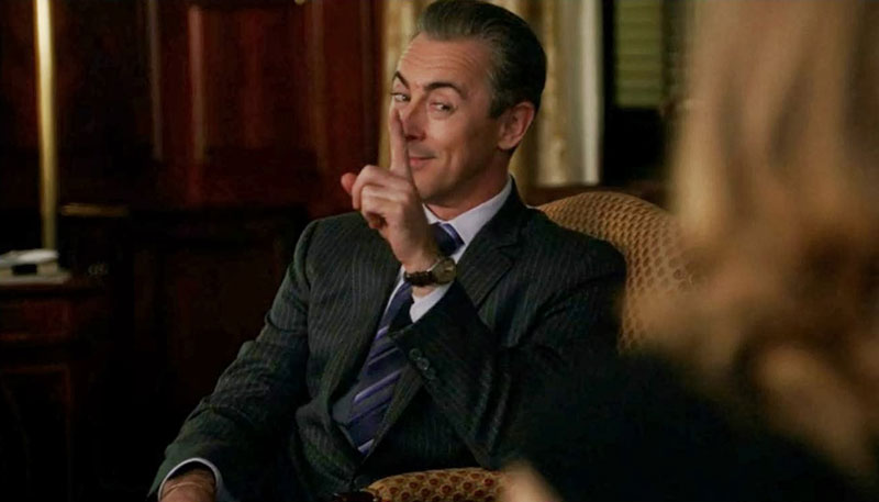 """""""The good wife"""". Serie TV"""
