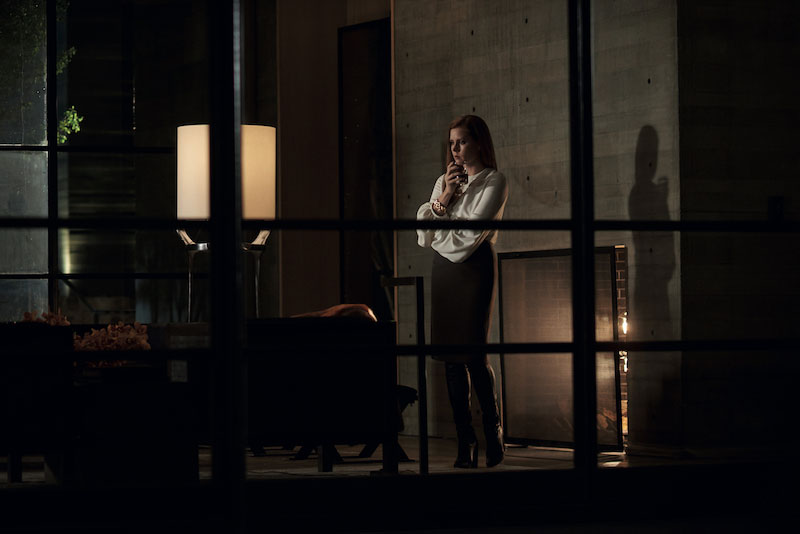 "Amy Adams en ""Nocturnal Animals"" de Tom Ford"