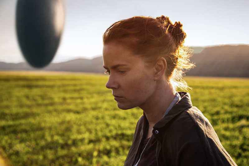 "Amy Adams como Louise Banks en ""Arrival"""