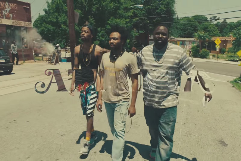 Atlanta FX Donald Glover El Hype