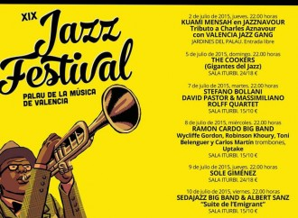 Jazz para tiempos difíciles