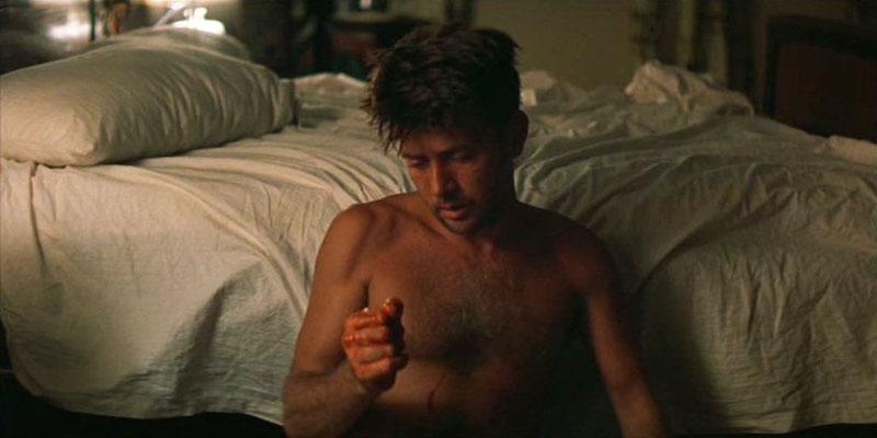Charlie Sheen en Apocalypse Now