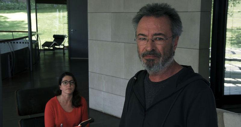 Óscar Martínez en El Ciudadano Ilustre (2016)