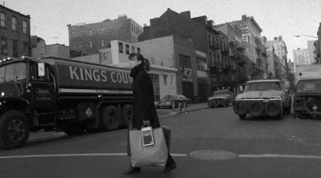 Extraños en el paraíso (1984, Jim Jarmusch)