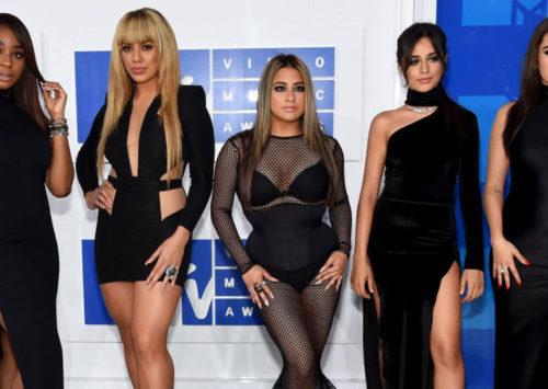 La alfombra del horror: Premios MTV VMAs