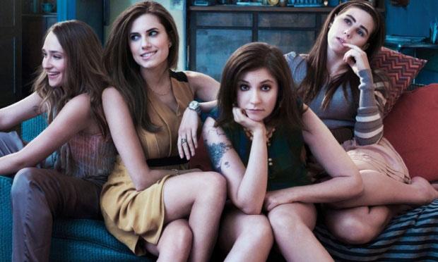 """""""Girls"""". Serie de TV"""