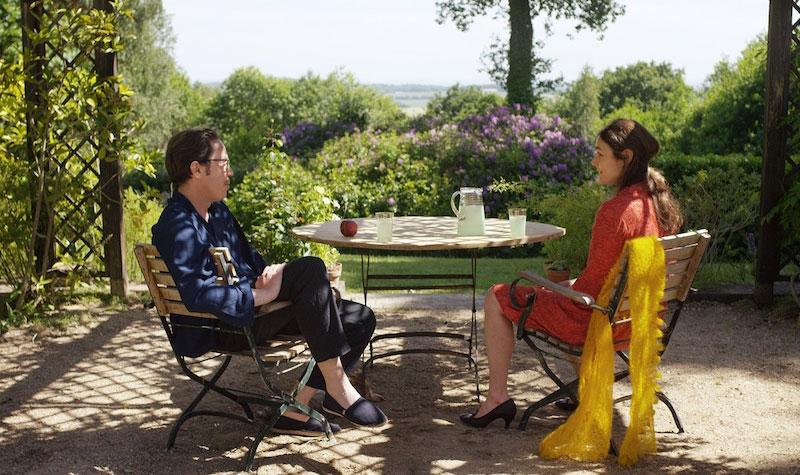 """Una escena de """"Les beux jours d'Aranjuez """" de Wim Wenders"""