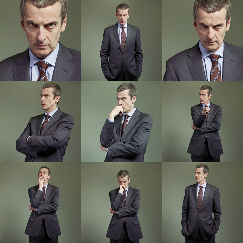 """The thick of it"". Serie TV"