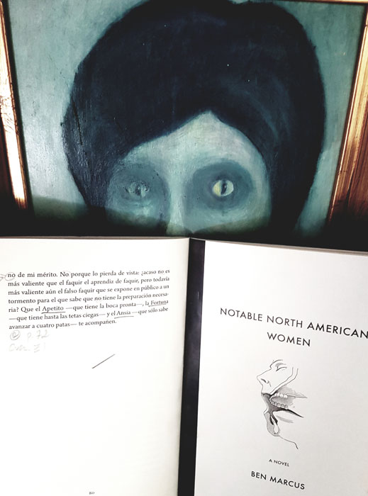 """""""Notable american women"""", Ben Marcus"""