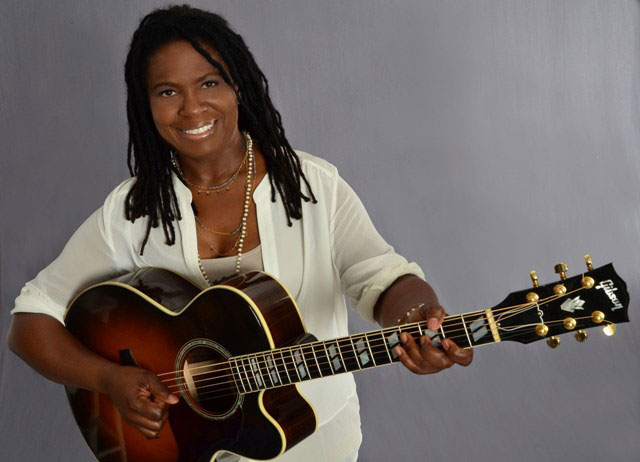 La cantante tejana Ruthie Foster. Foto: Mary Keating-Bruton