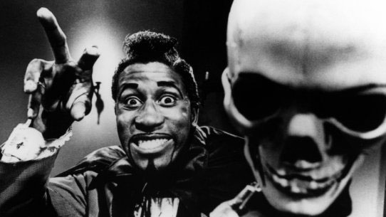 """I put a spell on you"". Screamin' Jay Hawkins"