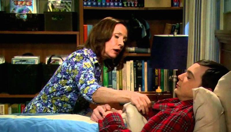 Sheldon Cooper. The Big Bang Theory. Serie TV