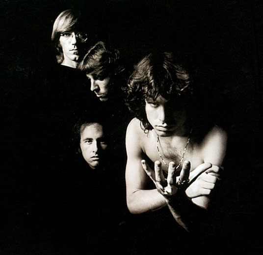 """The end"". The Doors"