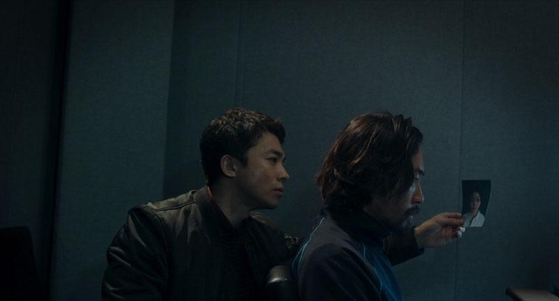 """Una escena de """"The Net"""" de Kim Ki-duk"""