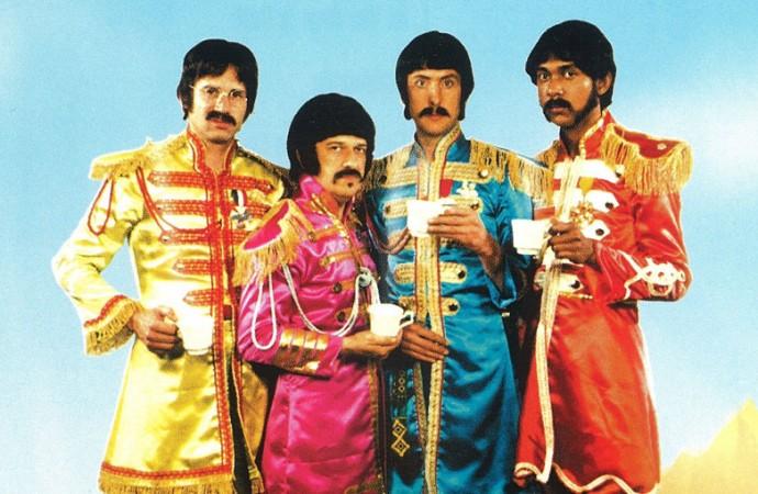 5 películas sobre la carrera de los Beatles