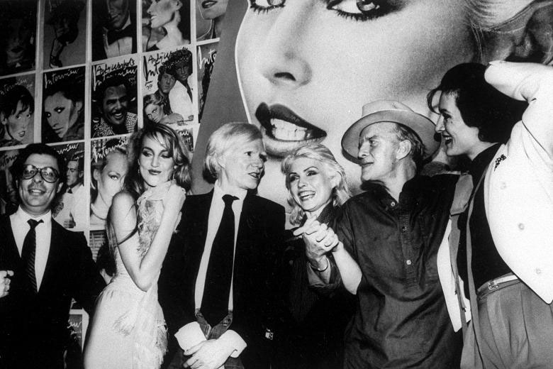Truman Capote, Jerry Hall, Andy Warhol, Debbie Harry...