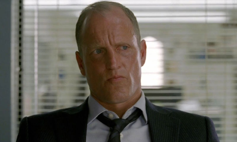 Woody Harrelson en True Detective