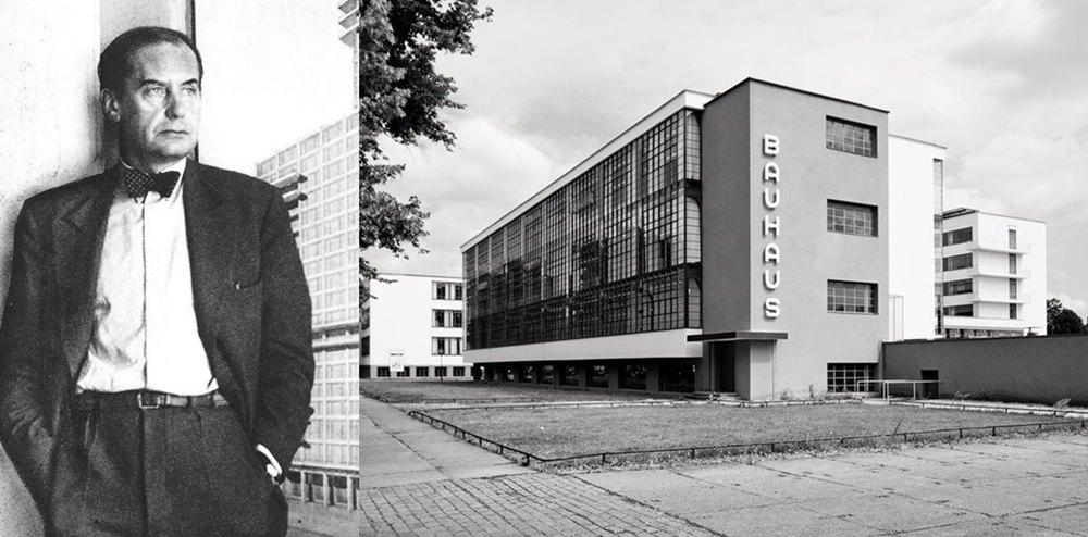 Una mujer entre la 5ª de Mahler y la Bauhaus de Gropius