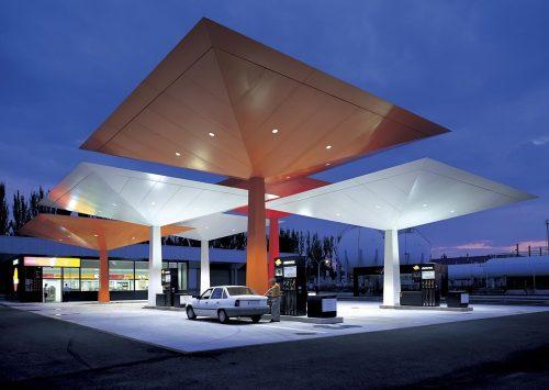 Gasolineras supersónicas