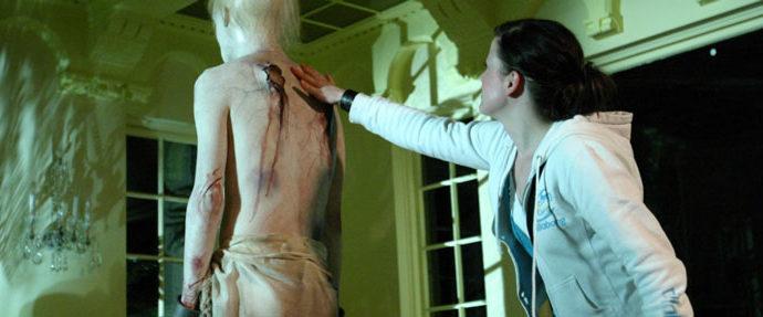 Ángel sin alas: episodio TV lleno de rencor y autoreferencias. El retorno del mejor Carpenter.