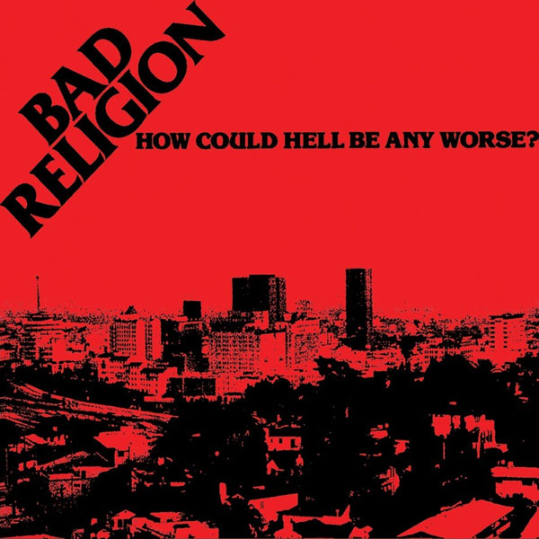Bad Religion me parece una expresión redundante