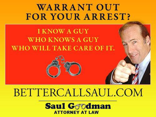 ¿Trincado con tarjetas opacas? Better call Saul!