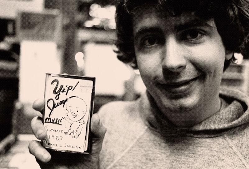 Daniel Johnston, cantante tierno y raro