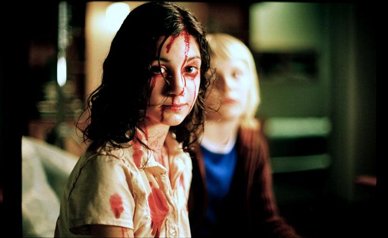 Déjame entrar o Låt den rätte komma in, (Alfredson, 2008). El remake de Reeves no estaba nada mal.