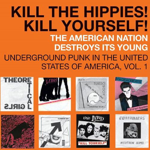 Estupendo recopilatorio punk de 2014 en SOUL JAZZ SATELLITE K