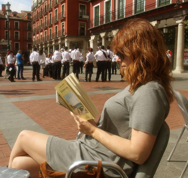 Lectora en Valladolid