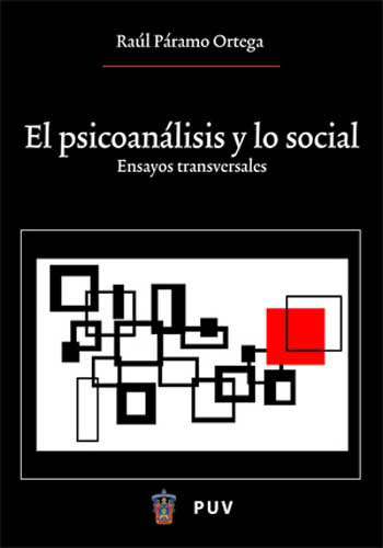Publicación sobre psicoanálisis de la Universidad de Valencia