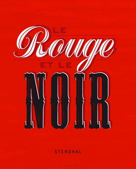Rojo-Napoleón