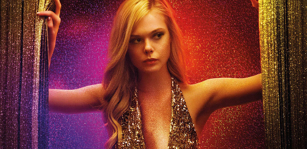 "Elle Fanning en ""The Neon Demon"""