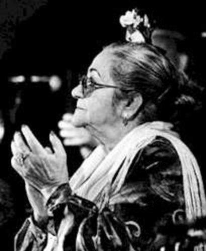 "Esperanza ""la del Maera"" (1922 - 2001) se parecía a mi yaya Gracia."