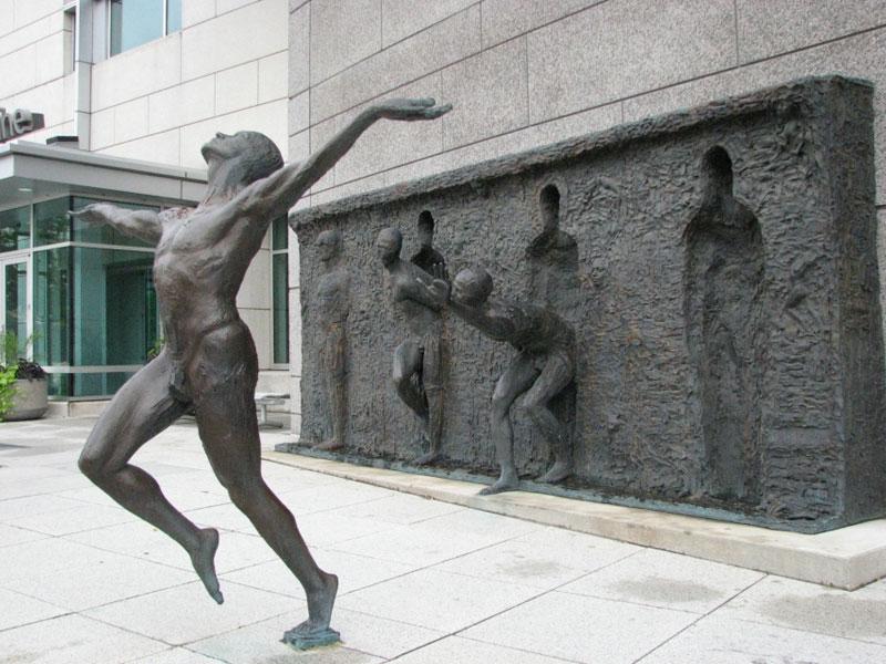 """Freedom"" por Frudakis"