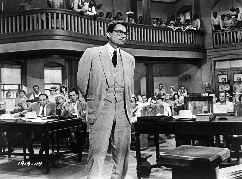Atticus Finch: nuestro experto en ópera también se llama así. Foto: Getty Images