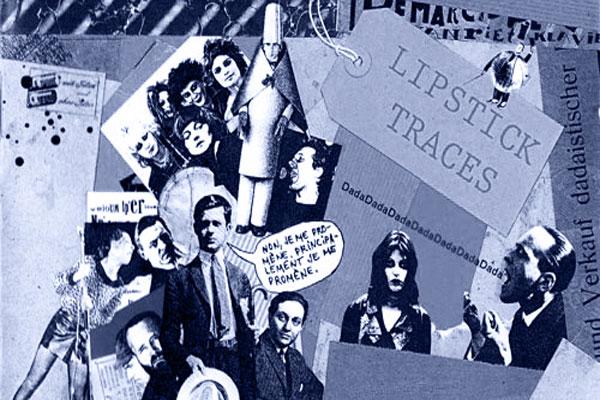 El crítico norteamericano Greil Marcus trató de forma admirable la línea Dadá-Sex Pistols, etc. en Rastros de carmín