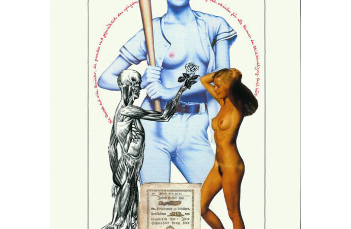 Klaus Peter Dencker, Violence against women