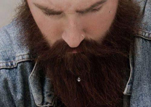 Barbas enjoyadas