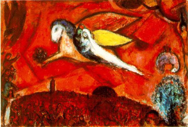 La Biblia por Marc Chagall