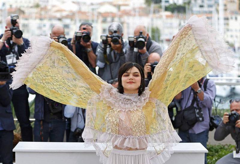 Presentación de La Danseuse en Cannes