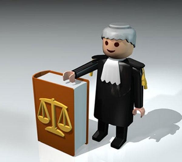 Lego abogado (oxímoron o contradicción en los términos)