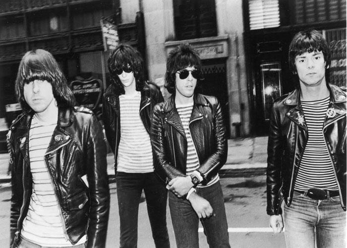 Ramones honestidad punk antes de la etiqueta punk