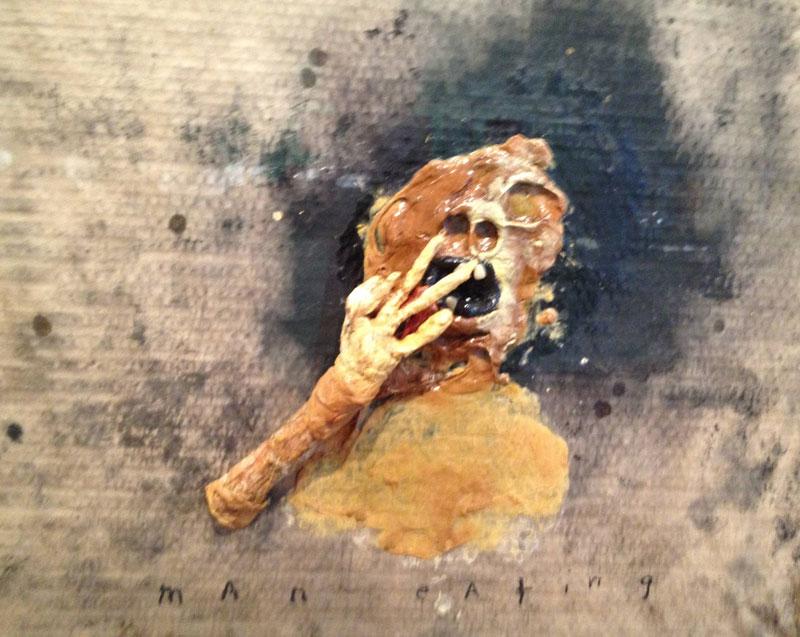Pintura de Lynch. Inland Empire avanzó en una línea muy personal: el terror interior