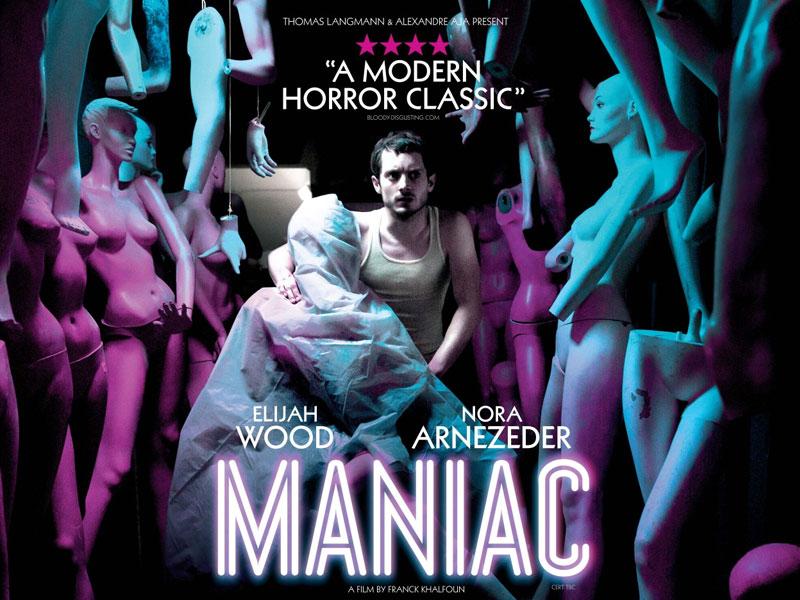 Maniac (2012), sobrio homenaje al durísimo Maniac de Lustig (1980)