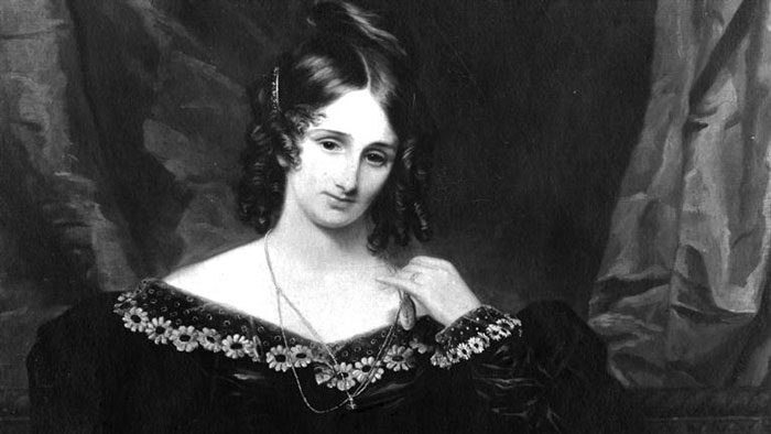 Mary Shelley: Elegancia pelágica