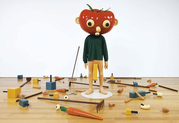 Tomato Head, Paul MacCarthy