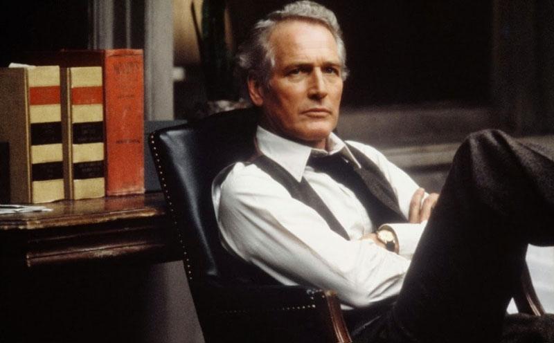 Newman como Galvin: el abogado descreído en busca de redención The Veredict (Lumet, 1982)